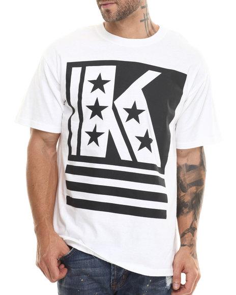 Kilogram White T-Shirts