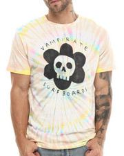 Buyers Picks - Flower Skull Tee