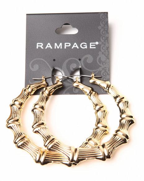Earrings Bamboo