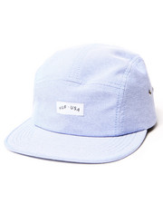 The Skate Shop - U S A Chambray Volley 5-Panel Cap