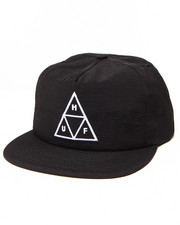 Hats - Triple Triangle Snapback Cap