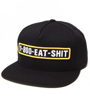 The Skate Shop - Eat Shit Snapback Cap
