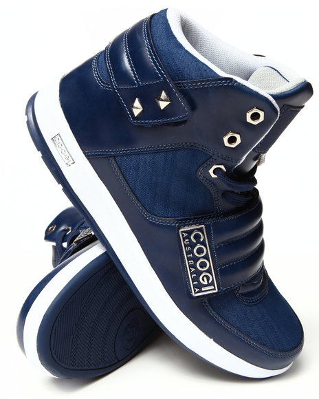 COOGI Navy Stein Sneaker