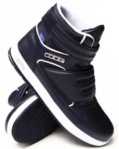 Coogi - Men Navy Marky I I Sneaker - $65.00
