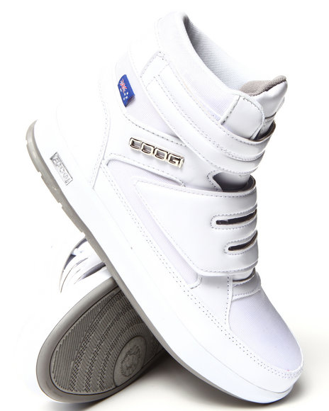 Coogi - Men White Marky I I Sneaker