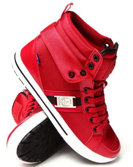 COOGI Red Dexter Classic Coogi Sneaker