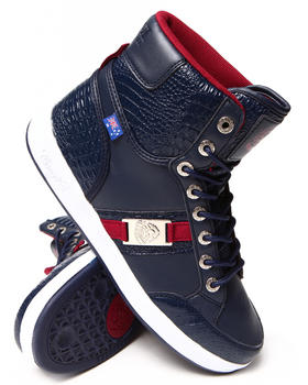 COOGI - Pyro Crackle Print Sneaker