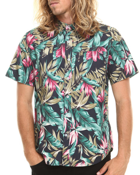 Huf Multi Button-Downs