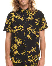 HUF - Bamboo S/S Button-down