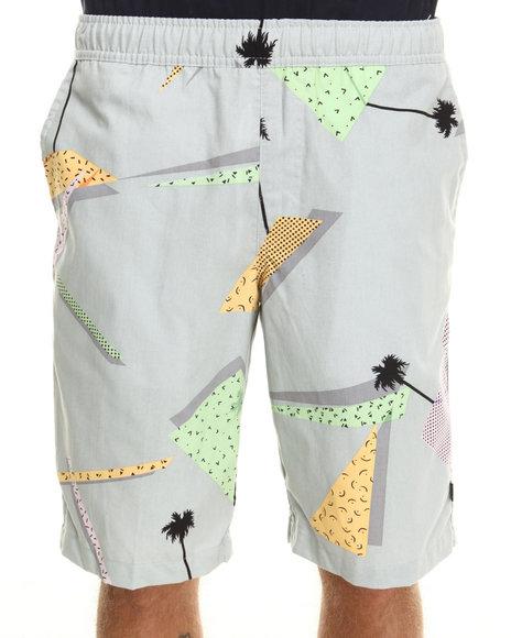 HUF Grey 1986 Easy Shorts