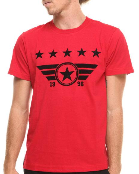 Enyce - Men Red Luke T-Shirt