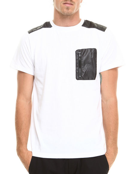 Enyce - Men White Hummer T-Shirt