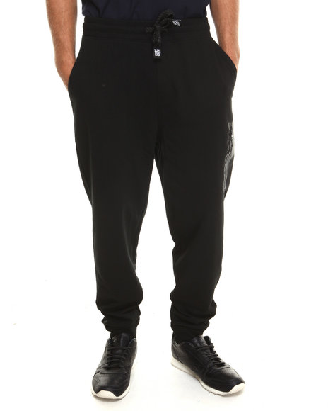 Enyce - Men Black Training Sweatpants