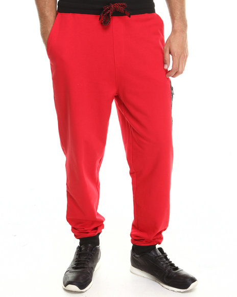 Enyce - Men Red Training Sweatpants