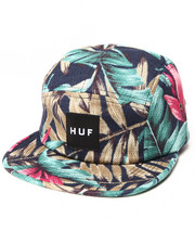 HUF - Waikiki Box Logo Volley 5-Panel Cap