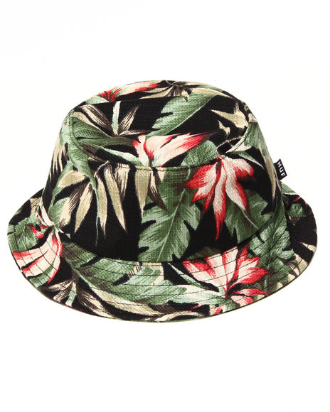 Huf Waikiki Bucket Hat Black Large/X-Large