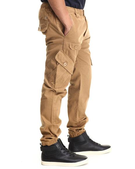 Enyce - Men Khaki Bushwick Cargo Pants