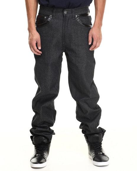 Enyce Black Bronx Denim Jeans