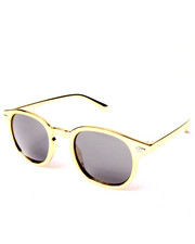 DRJ Sunglasses Shoppe - Omni Futuristic Metallic Sunglasses