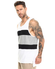 Men - Sphaute Stripe Tank
