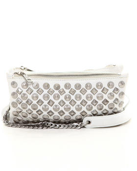 ASH - Domino Studded Crossbody Bag