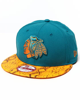 New Era - Chicago Blackhawks Reptivize 950 Strapback Hat