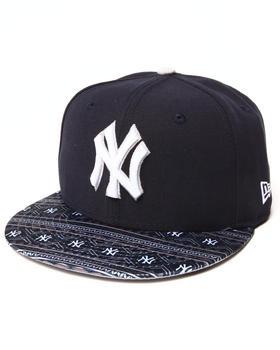 New Era - New York Yankees Fair Isle Flip 5950 fitted hat