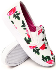 Sneakers - Chill Floral Slip On Sneaker