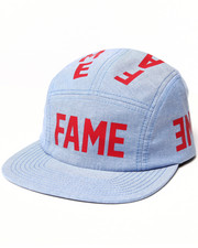 Men - Reflect Chambray 5-Panel Cap