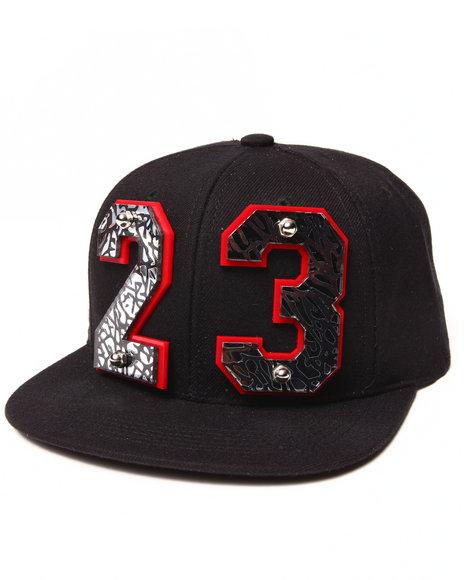 Paislee 23 Paislee Hat Black