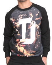 DNINE Reserve - Satin Transformation D Sweatshirt