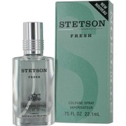 Men - STETSON FRESH COLOGNE SPRAY .75 OZ