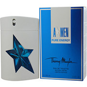 Men - ANGEL MEN PURE ENERGY EDT SPRAY 3.4 OZ