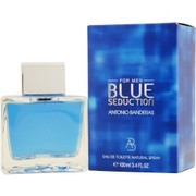 Men - BLUE SEDUCTION EDT SPRAY 3.4 OZ