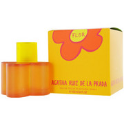 Women - AGATHA RUIZ DE LA PRADA FLOR EDT SPRAY 3.4 OZ