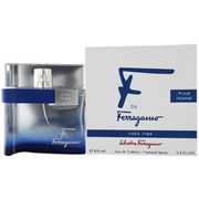 Men - F BY FERRAGAMO FREE TIME EDT SPRAY 3.4 OZ