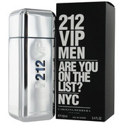 Men - 212 VIP EDT SPRAY 3.4 OZ