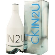 Men - CK IN2U EDT SPRAY 3.4 OZ