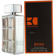 Men - BOSS ORANGE MAN EDT SPRAY 3.3 OZ