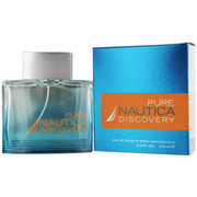 Men - NAUTICA PURE DISCOVERY EDT SPRAY 3.4 OZ