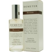 Women - DEMETER BROWNIE COLOGNE SPRAY 4 OZ