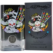 Men - ED HARDY BORN WILD EDT SPRAY 3.4 OZ