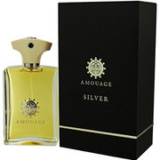 Men - AMOUAGE SILVER EAU DE PARFUM SPRAY 3.4 OZ