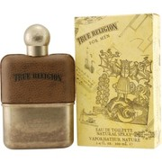 Men - TRUE RELIGION EDT SPRAY 3.4 OZ