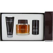 Men - KENNETH COLE SIGNATURE EDT SPRAY 3.4 OZ & AFTERSHAVE BALM 3.4 OZ & DEODORANT STICK ALCOHOL FREE 2.6 OZ