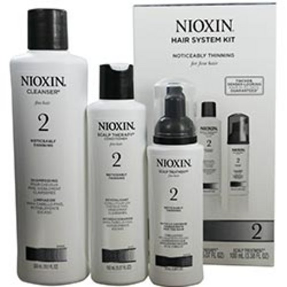 Nioxin Women Nioxin Number 2 Hair System Kit (Noticeable Thinning)