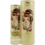 Women - ED HARDY LOVE & LUCK EAU DE PARFUM SPRAY 3.4 OZ