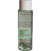 Women - Clarins Water Purify One Step Cleanser w/ Mint Essential Water ( For Combination or Oily Skin )--200ml/6.8oz