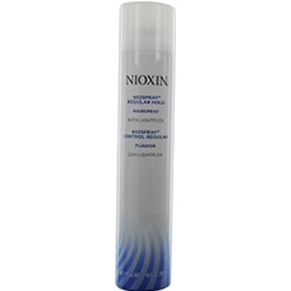 Nioxin Women Nioxin Niospray Regular Hold Hair Spray With Lightplex