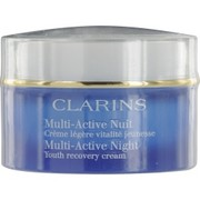 Women - Clarins Multi-Active Night Youth Recovery Comfort Cream ( Normal to Combination Skin ) --50ml/1.7oz